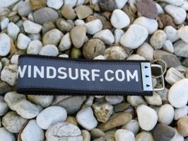Geschenke für Windsurfer, Schlüssselanhänger Upcycling, Schlüsselanhänger Kite, Schlüsselanhänger Windsurf, Windsurfsegel Recycling, Wind-Beutel