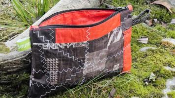 Geschenke für Kiter, Wind-Beutel, Geldbeutel für Kiter, Täschen aus Kite-Tuch