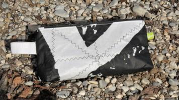 Geschenke für Windsurfer, Geschenke für Kiter, Wind-Beutel, Upcycling-Wind-Beutel