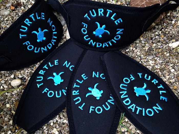Geschenke für Taucher, Maskenband, Maskenbänder, Wind-Beutel, Turtle Foundation