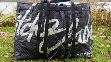 Geschenke für Taucher, Geschenke für Kiter, Geschenke für Wassersportler, Upcycling Taschen, Wind-Beutel