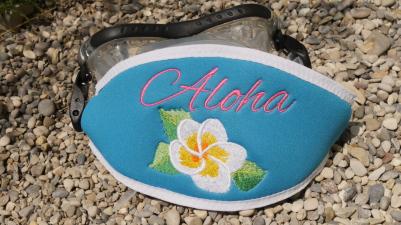 Maskenband, Maskenbänder, individuelle Maskenbänder, Maskenband mit Namen, Maskenbänder mit Logo, Wind-Beutel, Geschenke für Taucher