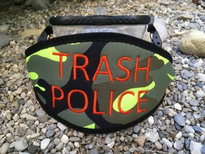 Wind-Beutel, individuelle Maskenbänder, Maskenband mit Namen, Geschenke für Taucher, Maskenband, Maskenbänder, Maskenbänder mit Logo