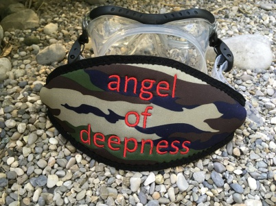 Wind-Beutel, individuelle Maskenbänder, Geschenke für Taucher, Maskenband, Maskenbänder, Geschenke für Taucher, Maskenband mit Logo