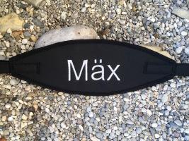 Maskenbänder, Maskenband, individuelle Maskenbänder, Maskenband mit Namen, Maskenband mit Logo, Geschenke für Taucher, Wind-Beutel