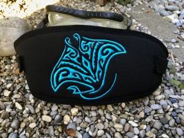 Maskenbänder, Maskenband, Individuelle Maskenbänder, Wind-Beutel, Geschenke für Taucher