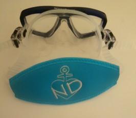 Neopren Maskenband, Maskenband Tauchen, Maskenband Taucherbrille, Wind-Beutel
