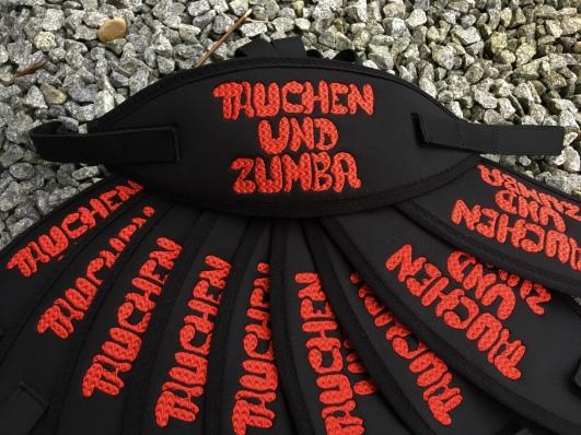 Wind-Beutel, Geschenke für Taucher, individuelle Maskenbänder, Maskenband mit Namen, Maskenband mit Logo, individuelle Maskenbänder, Maskenband, Maskenbänder