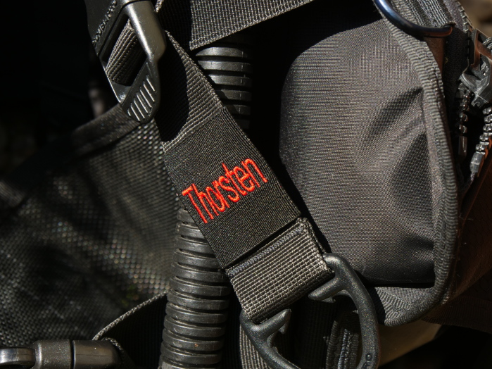 Neopren Maskenband, Maskenband Tauchen, Wind-Beutel, Maskenband, Maskenbänder, individuelle Maskenbänder, Maskenband mit Namen, Maskenband mit logo, Geschenke für Taucher, Equipment Marker Tauchen