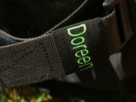 Wind-Beutel, Maskenband, Maskenbänder, individuelle Maskenbänder, Maskenband mit Namen, Maskenband mit logo, Geschenke für Taucher, Equipment Marker Tauchen