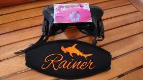 wind-beutel, Maskenband, Maskenbänder, individuelle Maskenbänder, Maskenband mit Namen, Maskenband mit Logo, Equipment Marker