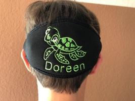 Neopren Maskenband, Maskenband Tauchen, Maskenband Taucherbrille,