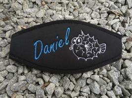 Neopren Maskenband, Maskenband Tauchen, Maskenband Taucherbrille, Wind-Beutel, individuelle Maskenbänder für Taucher